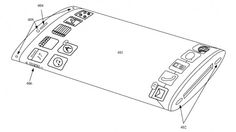 A USPTO patent has been revealed, shedding some light of the possible future of Apple's popular iPhone handset.