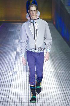 Prada Menswear Spring Summer 2017 Milan