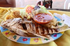 In Nicaragua you can taste one of their most popular transitional food. Which is the Pochomil.