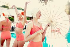Photos of Aqualillies | Synchronized Swimmers for any event...