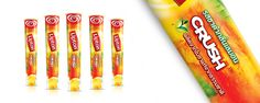 Lipton Crush on Packaging of the World - Creative Package Design Gallery