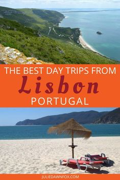 Lisbon, the World�s Leading City Break Destination in 2017, is in an extremely fortunate position. Not only is it a fascinating riverside city, it�s also within spitting distance of stunningly beautiful beaches, natural parks, medieval castle towns, disti
