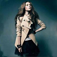 Verabschieden Sie sich vom Herbst Outfit http://www.gloria-agostina.com/de/
