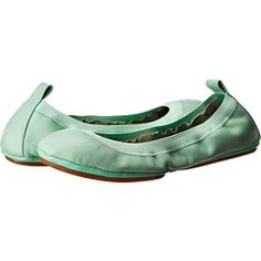 Love this mint green color Yosi Samra, Samara, Mint Green, Loafers, Flats, Free Shipping, My Style, Leather, Shoes