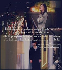 You Who Came From the Stars quotes