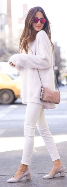 Shades Of Pink Outfit Idea