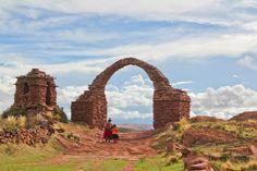 A three-week backpacker's itinerary for Peru