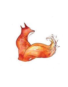 red fox by esan01