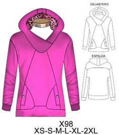 Coats For Women, Clothes For Women, Mens Activewear, Hoodie Dress, Couture, Fashion Sketches, Sports Women, Urban Fashion, Pattern Fashion