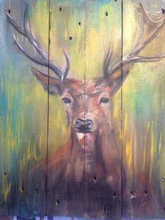 O deer!