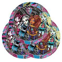 Monster High Tabak - 7.99 ₺
