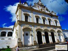Conheça Cachoeira, cidade heróica e monumental na Bahia, Recôncavo baiano. igreja do carmo
