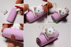 Step by step 양탄자 위의 고양이 - 만들기 :: 네이버 블로그