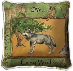 Wolves And Wolf Decor On Pinterest Wildlife Home Decor