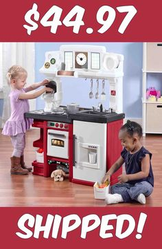 HOT! Step 2 Coffee Time Kitchen Just $44.97 Shipped!!!