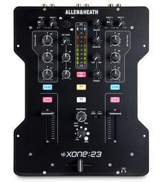 Allen & Heath Xone:23 DJ Mixer - Video Overzicht