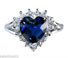 This is the ring to match the Titanic Heart Necklace. $22.98 on eBay. It's beautiful~ <3