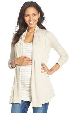 Sweaters 11538: New! Tart Maternity Lexa Wrap Cardigan (L) $76+ -> BUY IT NOW ONLY: $69.99 on eBay!