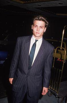 Johnny Depp - Nosotros Golden Eagles Awards (1987)