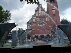 Szczecin w Województwo zachodniopomorskie Barcelona Cathedral, Big Ben, Building, Travel, Viajes, Buildings, Destinations, Traveling, Trips