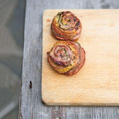Turn duck breast and zucchini into beautiful rosette tournedos to impress your beloved. From @epicurious, found at www.edamam.com.