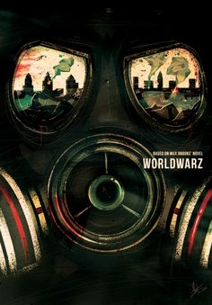 Marie Bergeron: World War Z (Brad Pitt) Alternative Movie Poster Horror Movie Posters, Film Posters, Horror Movies, Cinema Posters, Travel Posters, Hr Giger, Brad Pitt, Z Movie, Artist Project