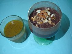 Chia Chocolate Pudding!  #Healthy #fitness #Chocolate http://theclosetplebeians.com/2015/08/14/make-your-own-healthy-chocolate-pudding/