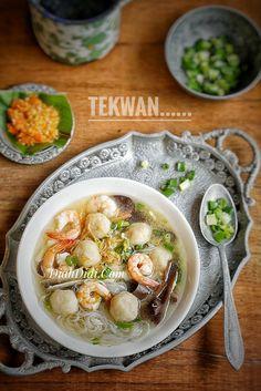 Diah Didi's Kitchen: Tekwan..Resep Baru