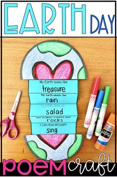 Earth Day Poem Craft
