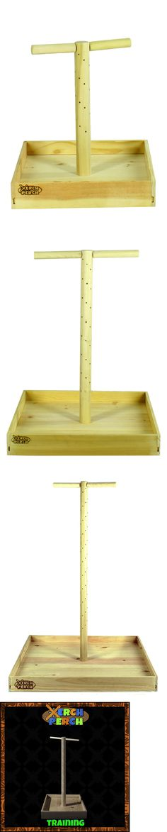Perches 46291: Training T Xerch Perch - Small | Bird Playstand, Parrot Play Stand, Bird Perch, -> BUY IT NOW ONLY: $198.0 on eBay!