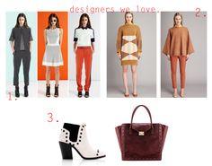 Designers we LOVE... on the blog! www.novelcharleston.com
