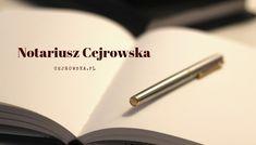 dobry notariusz  z Tczewa, kancelaria Cejrowska Office Supplies