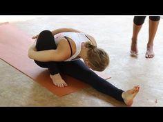 Ashtanga Yoga for Beginners - Half Primary Series - YouTube