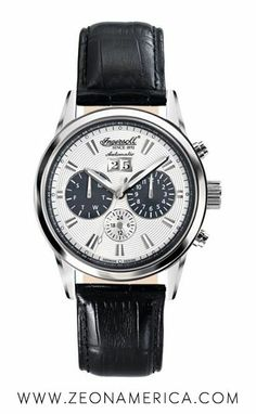 The Great Gatsby has the class of a gentleman with a meek but timeless style. Always look your very best without the stress, with our Ingersoll Watches USAngersoll Watches USA . Watches Usa, Fashion Watches, Watches For Men, Ingersoll Watches, Watch Sale, Cool Suits, Timeless Fashion, Omega Watch, Swarovski