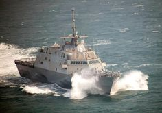 The littoral combat ship USS Fort Worth (LCS 3) returned to Singapore April 15 after a two-month stint operating in Northeast Asia and Southeast Asia. Singapore is the maintenance and logistics hub for rotationally deployed LCSs and Fort Worth returned to port to conduct a planned maintenance availability.