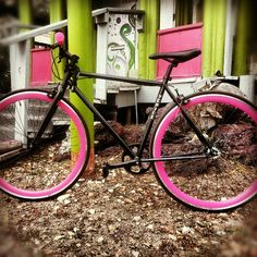 Pinup Fixie