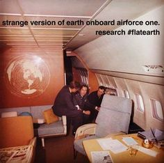 flat earth map on airforce one Flat Earth Facts, Flat Earth Proof, Flat Earth Conspiracy, Conspiracy Theories, Columbus Day, Terre Plate, Ufo, Arkansas, Hollow Earth