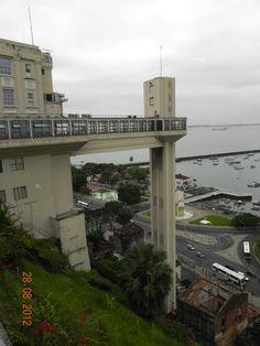 Elevador Lacerda ....Salvador / Bahia