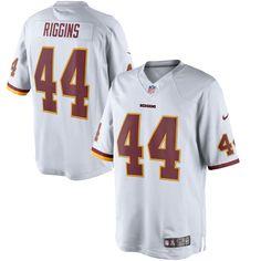 Men's Washington Redskins John Riggins Nike Burgundy Retired Player Limited…
