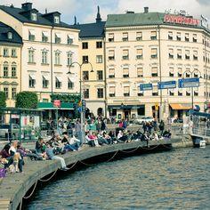 Travel article about Stockholm's Sodermalm Island | wanderlust: Sweden