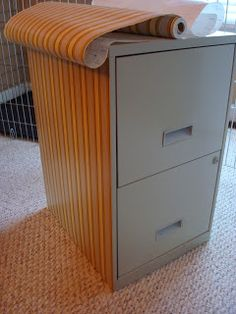 Theblessedlife: File Cabinet Makeover With Contact Paper | DIY | Pinterest  | Contact Paper, Filing And Organizations