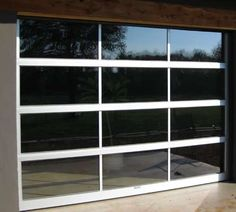 full view glass garage doors full view aluminum u0026 clear glass garage door