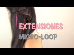 Extensiones Micro-loop  www.secretosdechicas.es