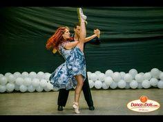 O CASAL DE OURO da Dança de Salão Leandro Azevedo e Patrícia Pizolatto