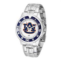 Auburn Tigers Competitor Steel Watch