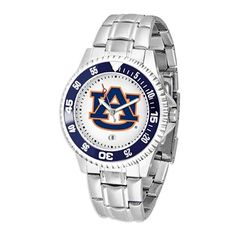 Auburn Tigers Competitor Steel Watch