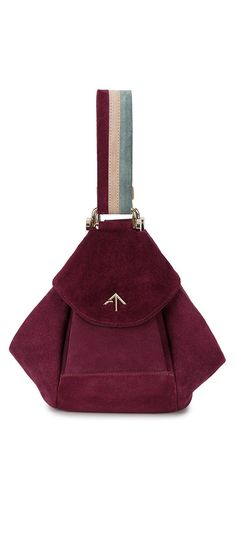 7906bec67fec Manu Atelier Micro Bi Colour Pristine Cross Body Bag - Farfetch