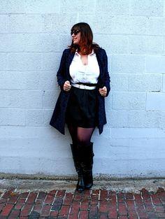 In Kinsey's Closet | Winter coat