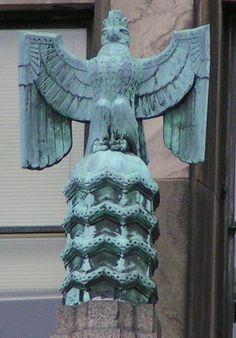 Fisher Building, Detroit, Michigan