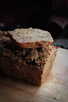 Super Healthy Banana Bread (Whole Wheat, Vegan, Oil-free and Sugar-free) i.e. the healthiest banana bread in existence